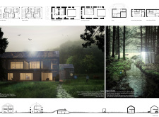 BB STUDENT AWARD stonebarnmeditationcamp architecture competition winners