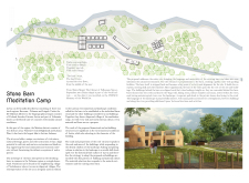 Honorable mention - stonebarnmeditationcamp architecture competition winners