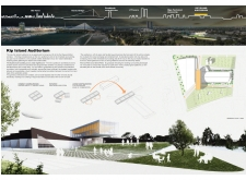 1ST PRIZE WINNER kipislandauditorium architecture competition winners