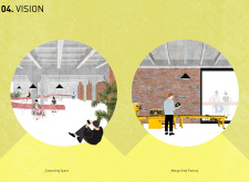 1ST PRIZE WINNER mangovinylhub architecture competition winners