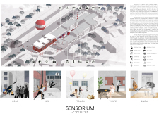 Honorable mention - mangovinylhub architecture competition winners