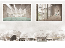 3RD PRIZE WINNER blueclaycountryspa architecture competition winners