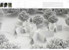 Honorable mention - blueclaycountryspa architecture competition winners