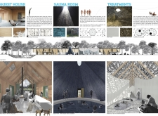 2ND PRIZE WINNER blueclaycountryspa architecture competition winners