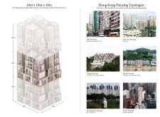 1ST PRIZE WINNER hongkongpixelhomes architecture competition winners
