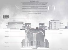 Honorable mention - romeconcretepoetryhall architecture competition winners