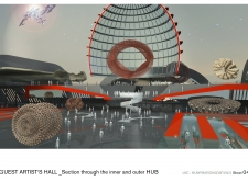 Honorable mention - archhive architecture competition winners